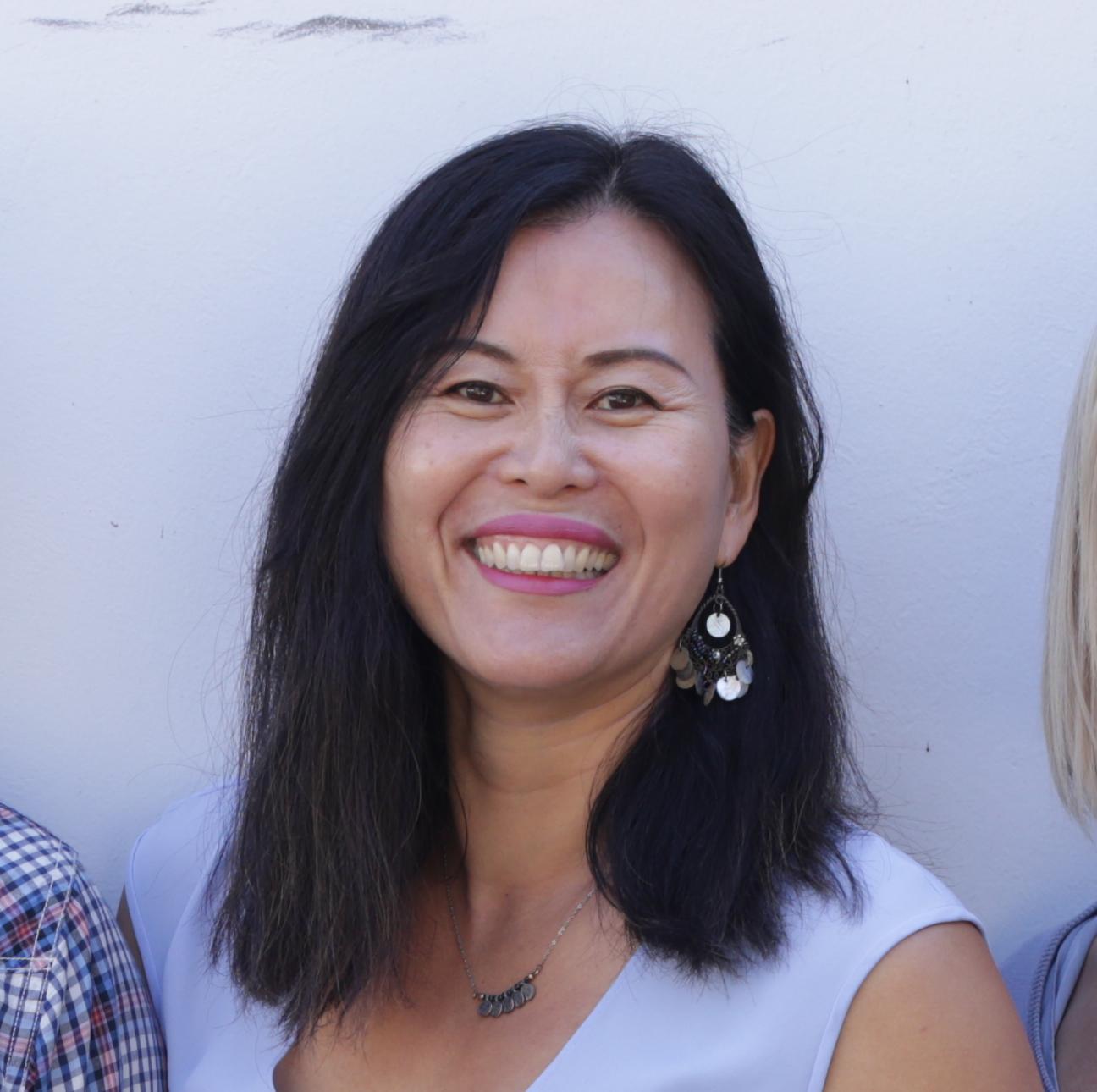 Cindy J Lin Founder of Hey Social Good