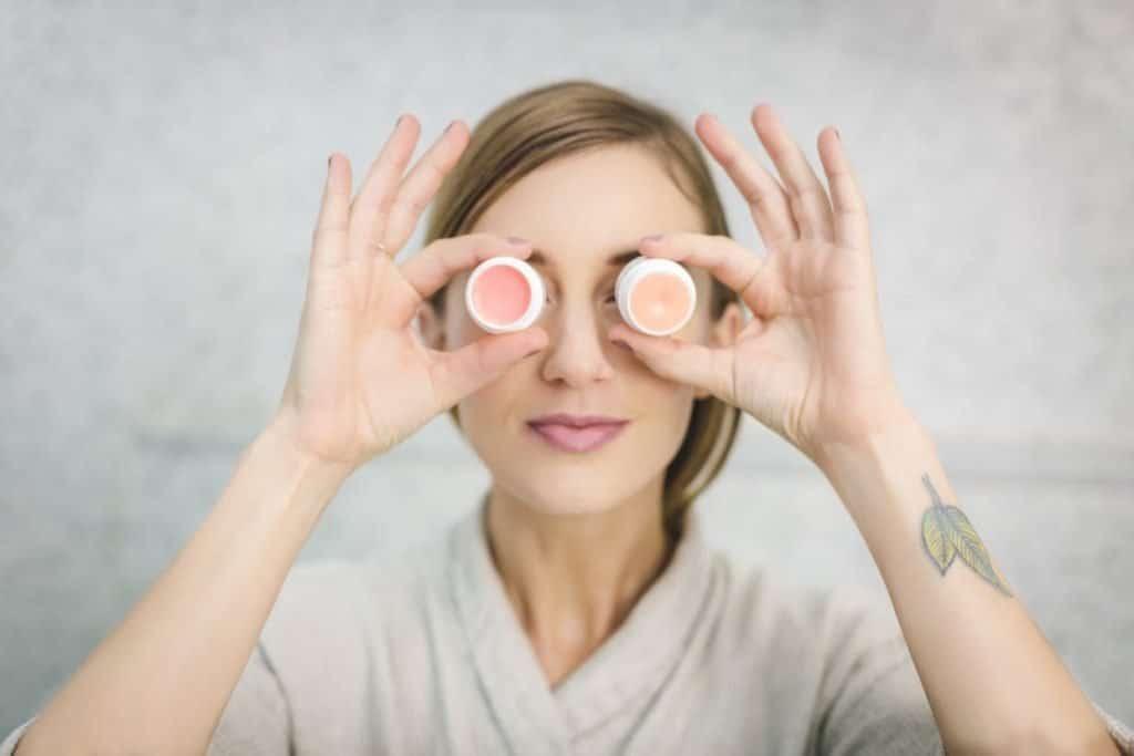 organic natural make up skincare