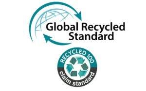 Global Recycle standard logo