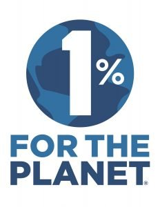 1% for the planet giveback organization