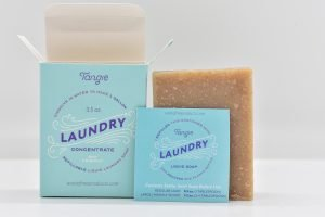 waste free products by tangie all natural bar soap for body and hair