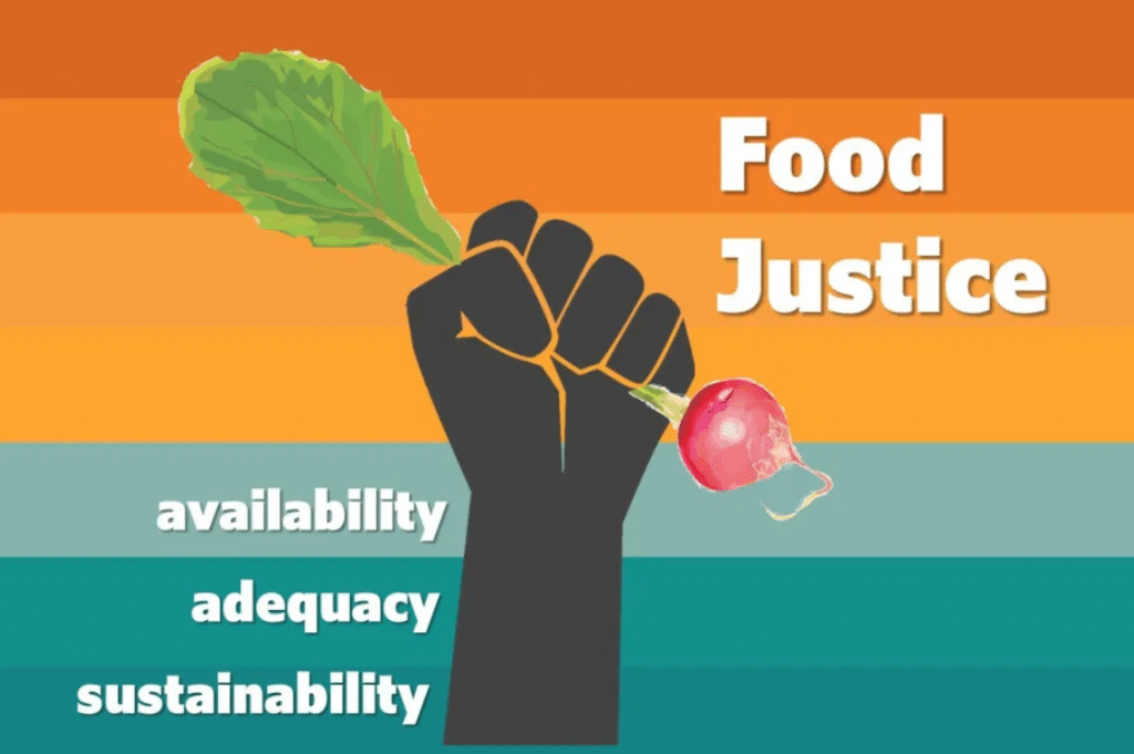 food justice cause guide