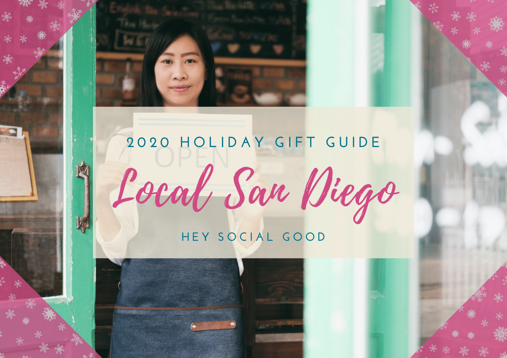 Sustainable and Ethical San Diego Holiday Gift Guide