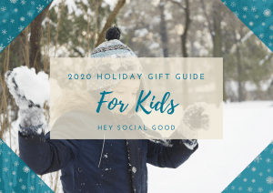 Sustainable and Ethical Holiday Gift Guide for Kids