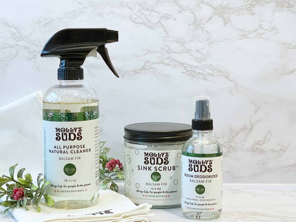 Molly's Suds highlighted in Hey Social Good's Holiday Gift Guide