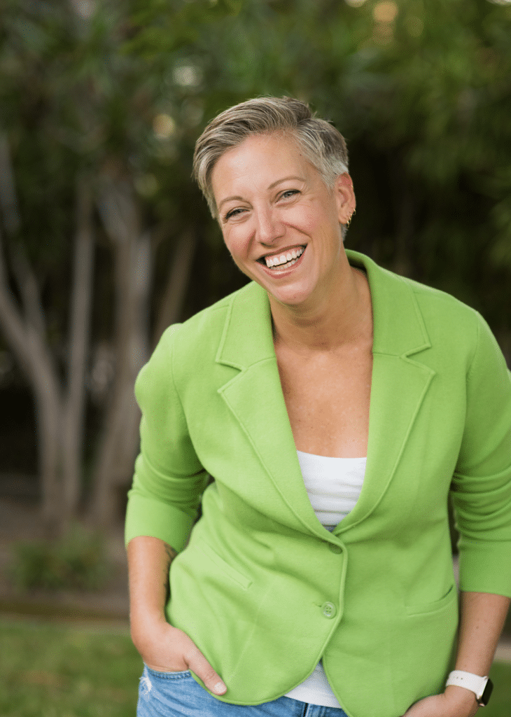 lindsay LaShells proud woman business owner