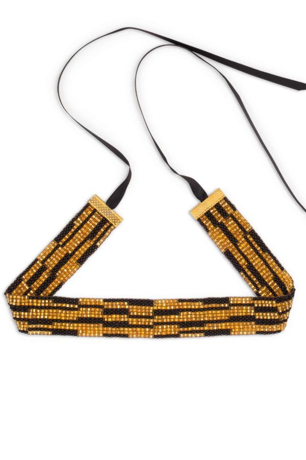Authentic Fair Trade Necklace - Elevation Choker Necklace