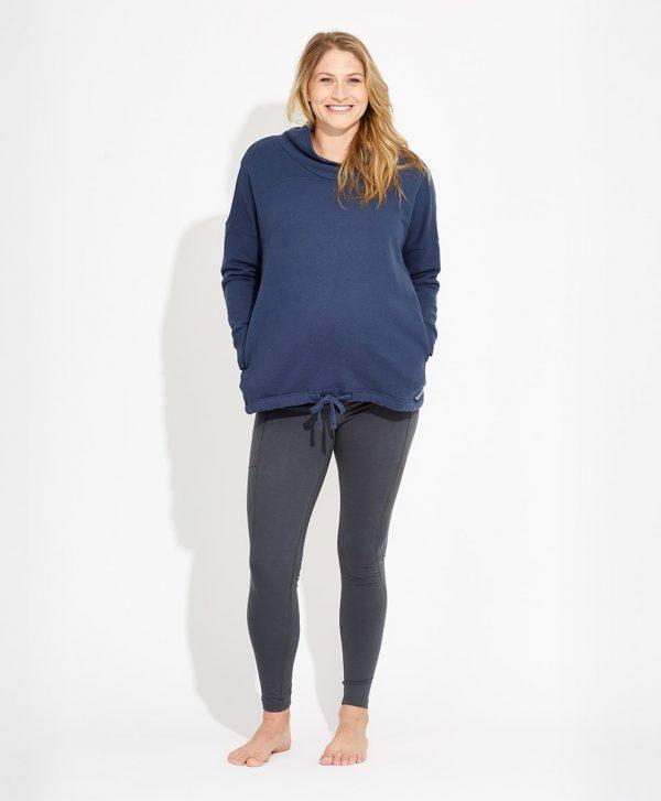 Women's Storm Maternity Pocket Legging M