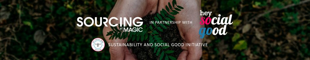 Sourcing & Hey Social Good Partnership